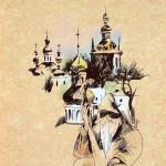 рисунки, книжные иллюстрации Дмитрий Королев