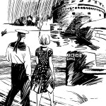 рисунки книжные иллюстрации Дмитрий Королев