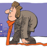 веселый рисунок карикатура юмор Дмитрий Королев